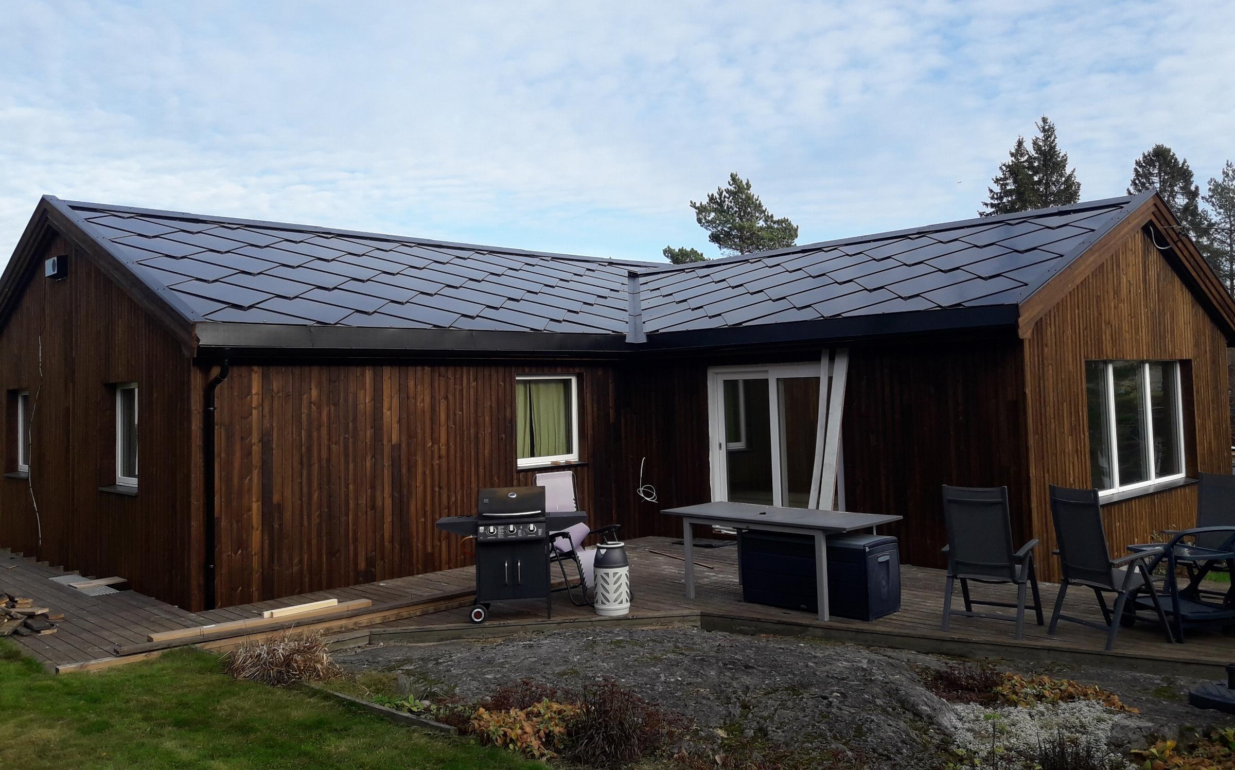 Hvorfor skal jeg ha solceller på taket mitt?