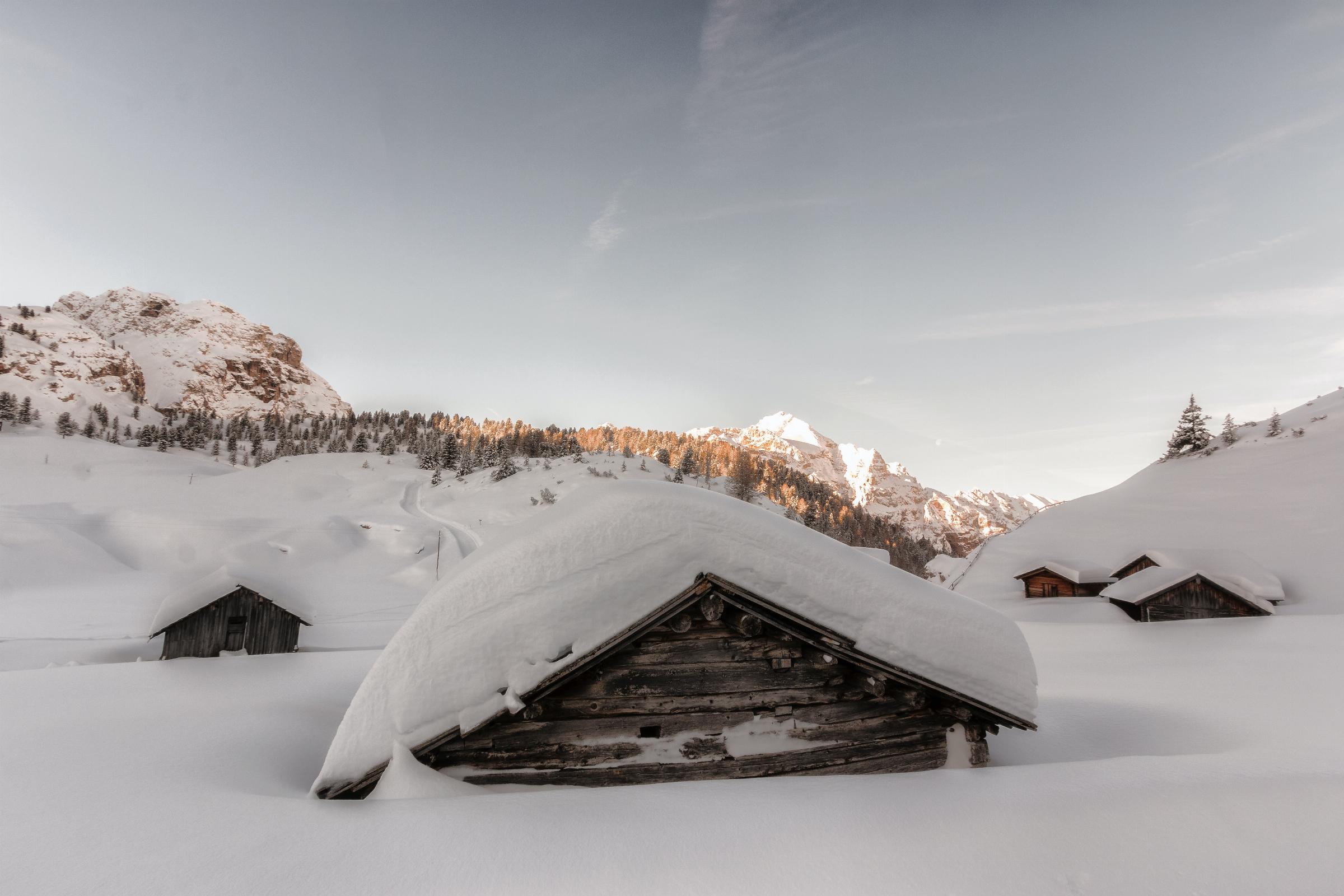 Hvor mye snø tåler taket?