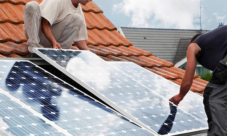 Visste du at du kan få ditt eget solcellepanel med Grønt boliglån?