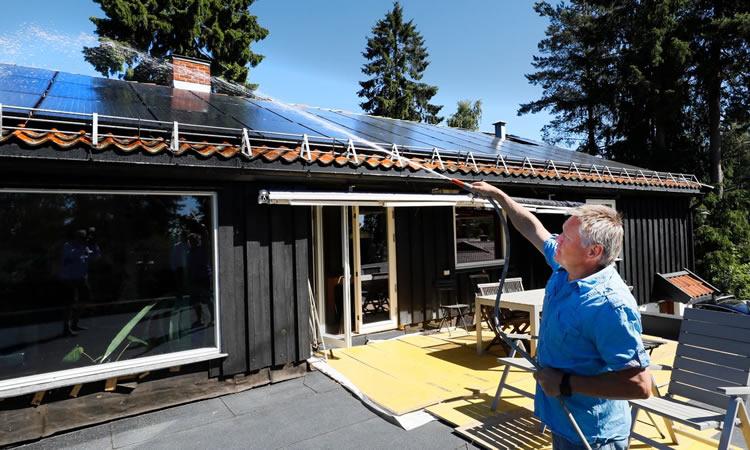 Nå kan solceller på taket gi bedre rente enn banken
