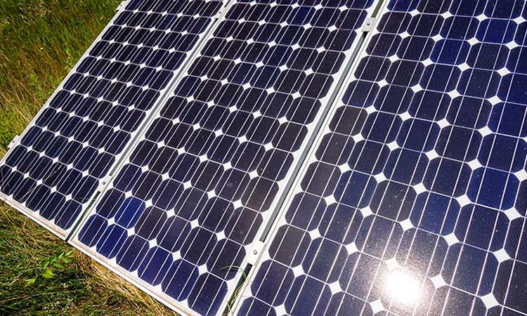 Solceller på stadig flere hustak