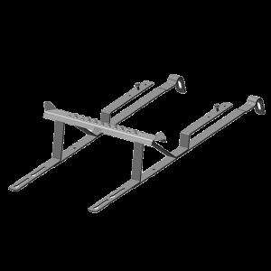 Stigetrinn La 30 for dobb.krum betongstein