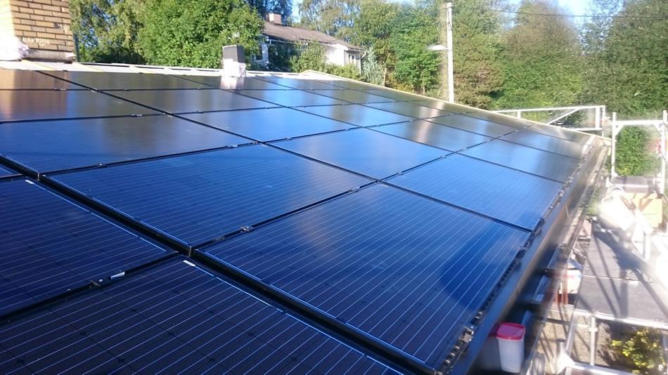 Nortekk Solar og Solpluss inngår samarbeid