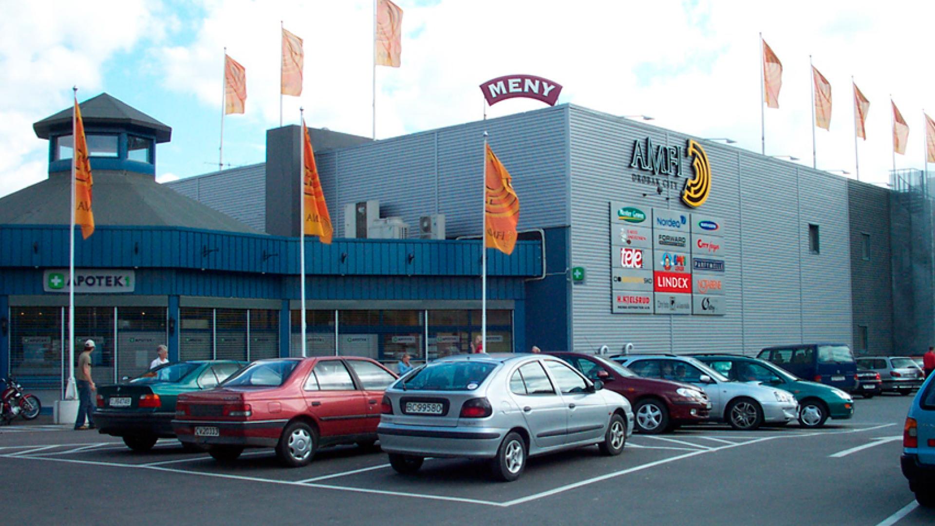 AMFI Drøbak City
