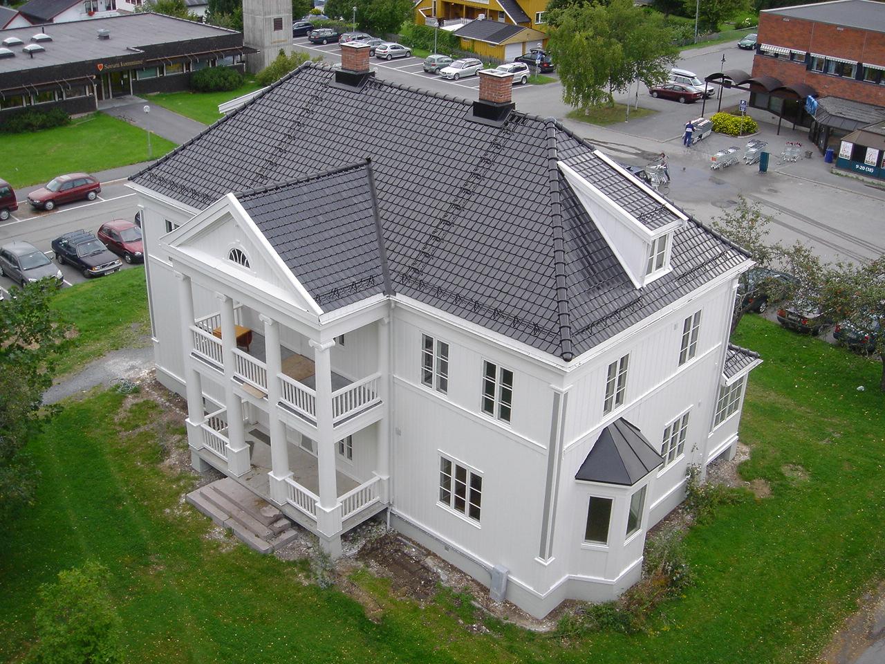 Taket, husets 5. fasade!