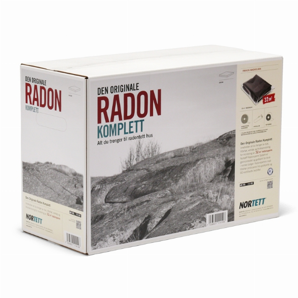 Radonsperre