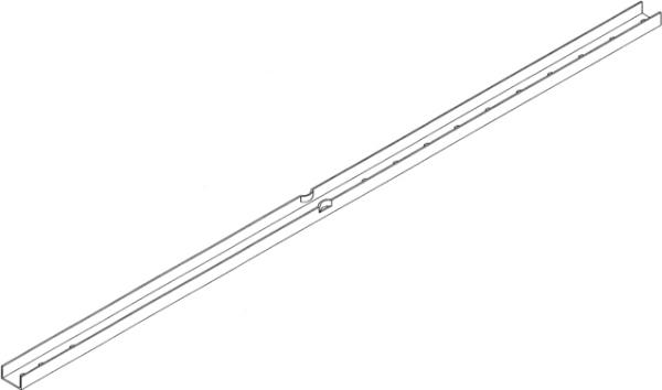 Konsollforlenger for SNP-611 (for lang lekteavstand)