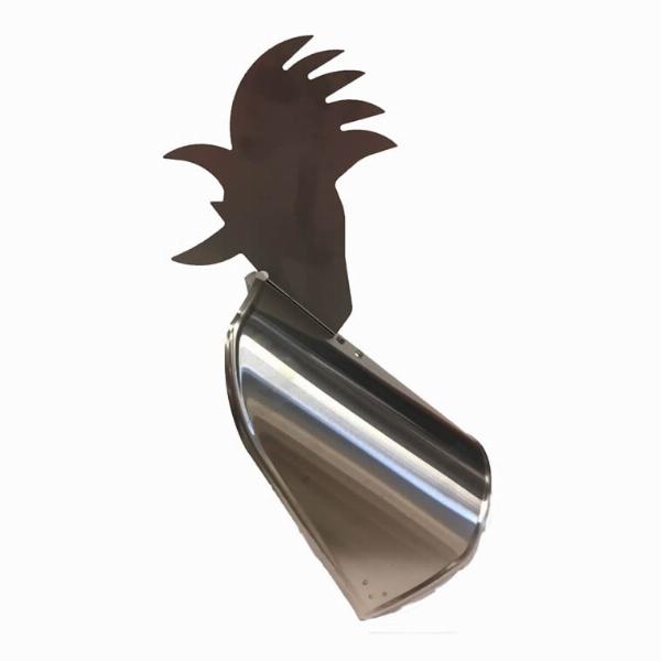 Værhane – roterende pipehatt